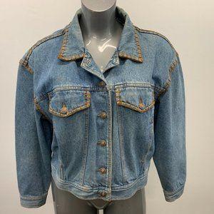 Palmer Jeans Women's Denim Jacket Small Vintage